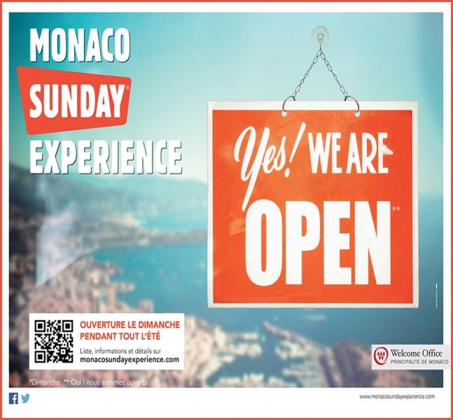 Monaco Sunday Experience 2016: c'est parti!