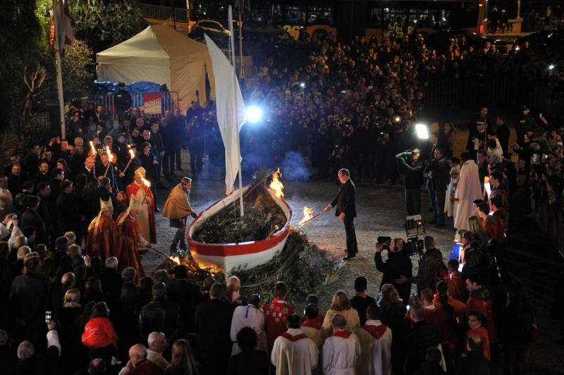 Celebrations for Saint Devota's Day