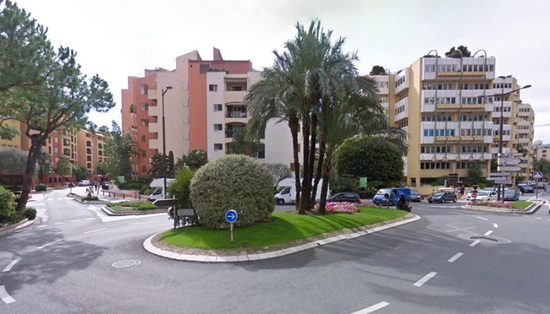 Work starts on water networks on Avenue Albert II in Fontvieille