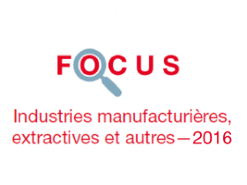 The 2016 Industry Focus is available online
