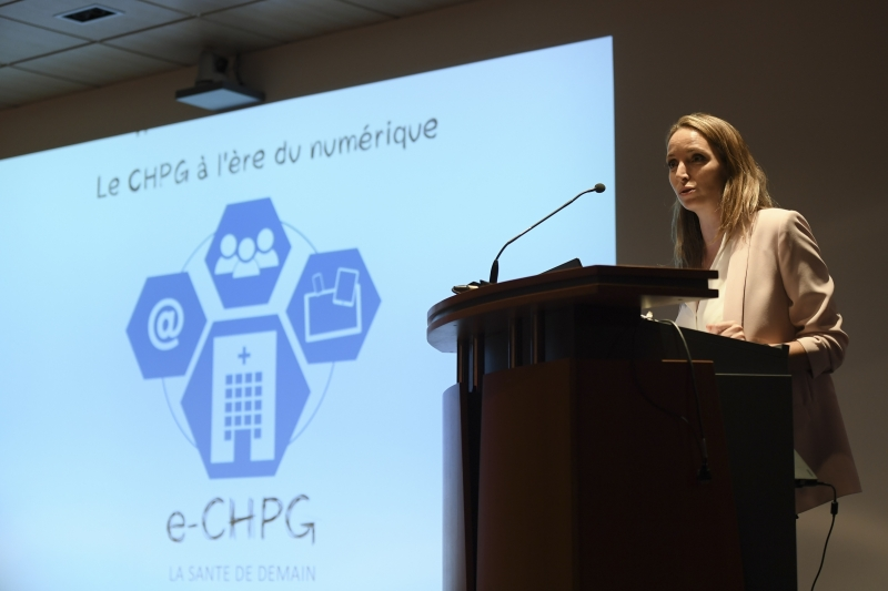 E-CHPG – Launch of Electronic Patient Records
