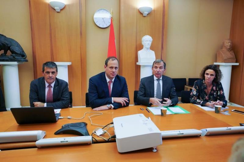 Lancement de la e-santé à Monaco