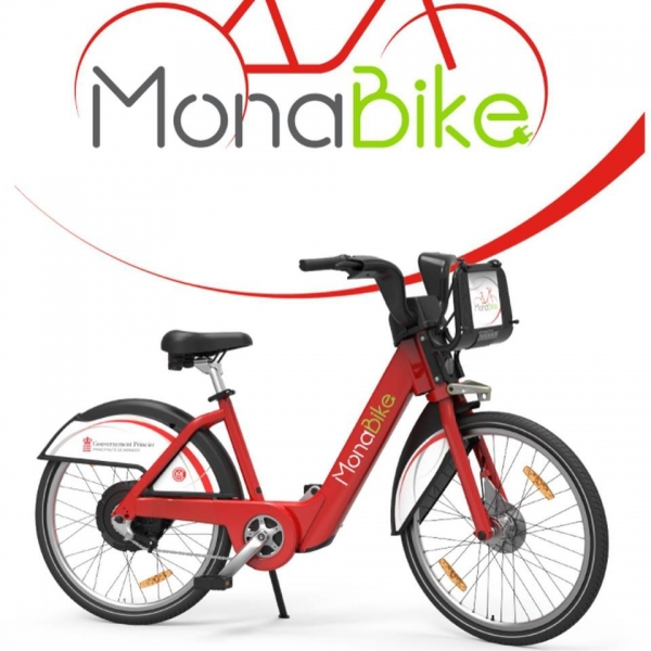 MonaBike : the new electric bike sharing scheme in the Principality