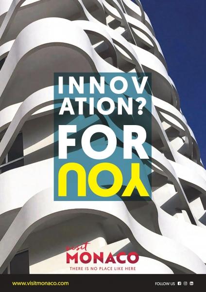 Le Tourisme monégasque lance sa nouvelle campagne de communication - Monaco is FOR YOU